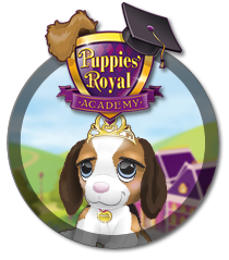 Puppies' Royal Academy