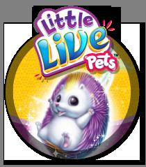 Little Live Pets Erizo